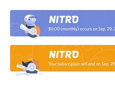 Sub Status nitro wumpus subscription sub gaming