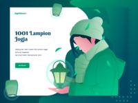 1001 lampion Header Concept