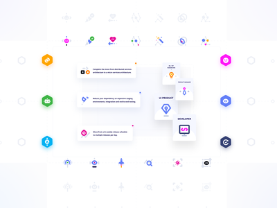 UP9 - Icon Pack Exploration for the Web website minimal web pack icon vector logo illustration ux design ui