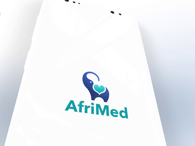 AfriMed - Transition for Ads health motion ads video branding icon logo web animation app mobile ios ux design ui