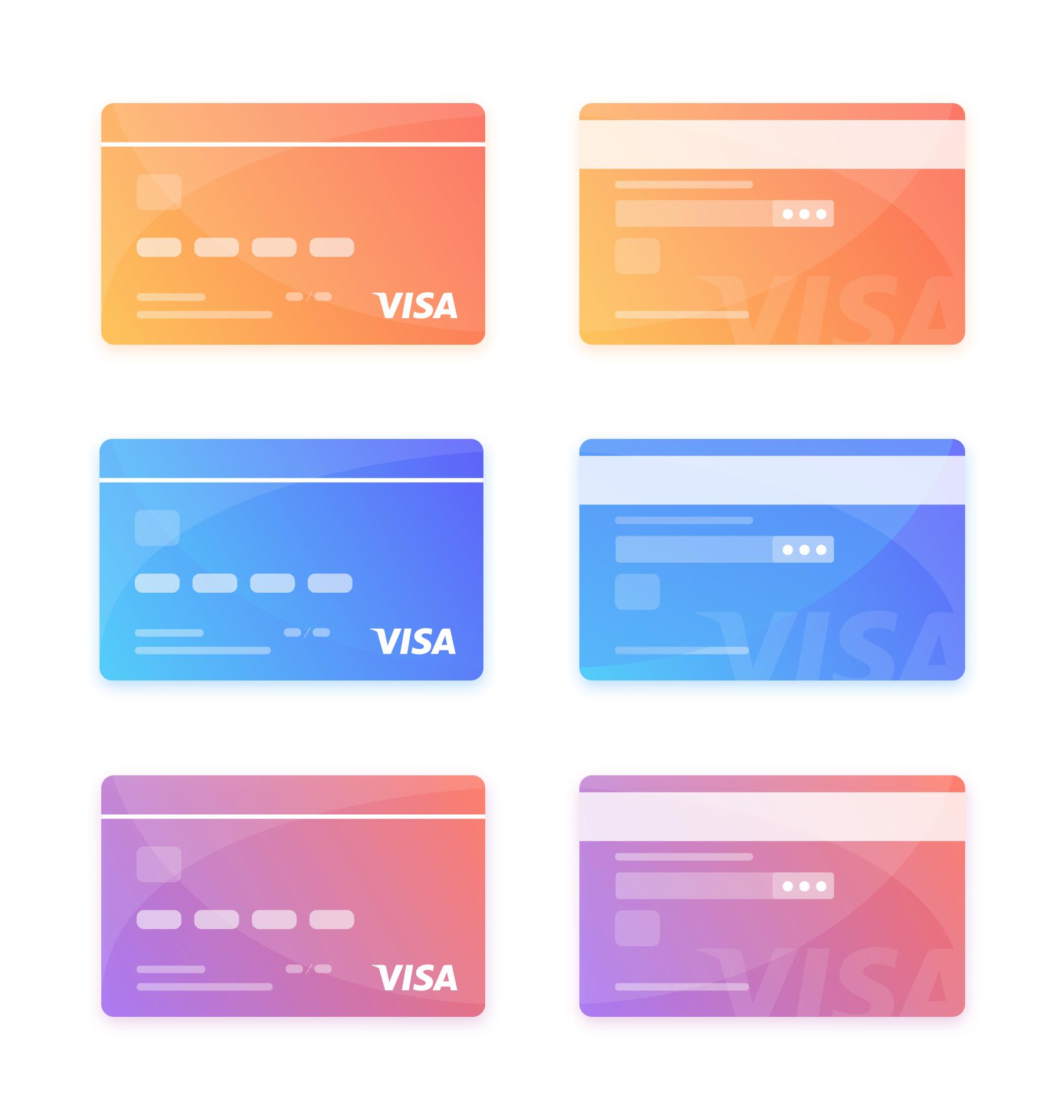 Minimal visacardexploration fhd