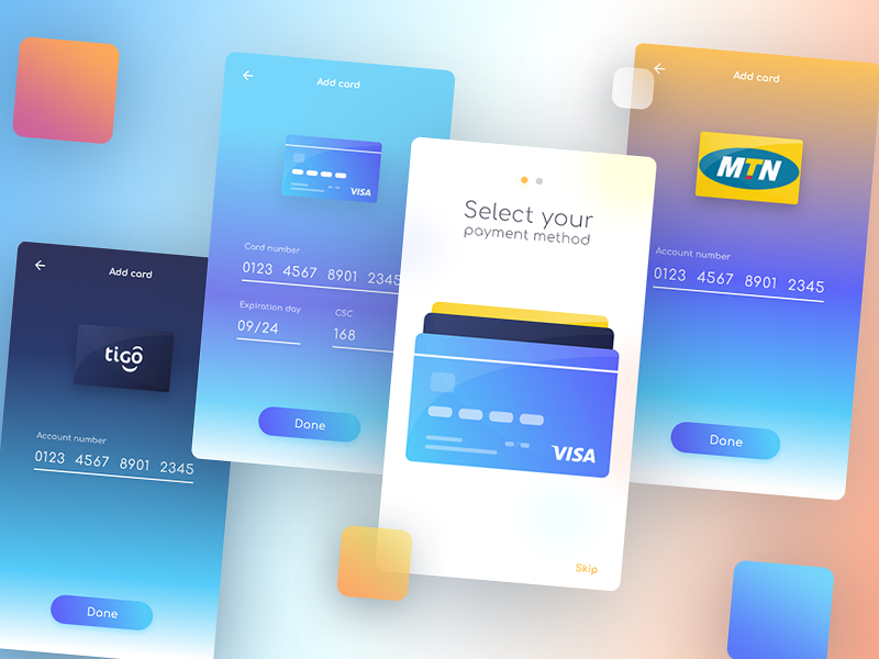 Payment App III by Javier Oliver on Dribbble
