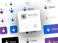 Qrew Logo - Exploration 2