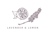 Lavender & Lemon Illustration