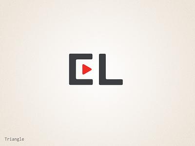 Triangle Logo logo mark identity draft