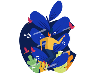 Apple Music: Think Different