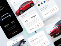 Tesla Model Y – Concept Ui • Freebie Figma