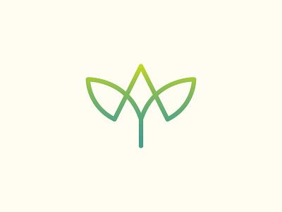 Agrowings minimal export agriculture logo mark digital colour art monogram icon branding symbol logo design graphic