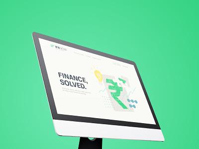 IFANOW (Website Design) corporate design brand identity branding design graphic design website website design graphicdesign digital vector branding design graphic