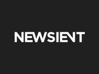 Newsient (wordmark)