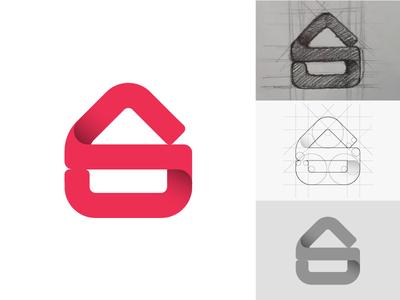Solvr (Logo Process)