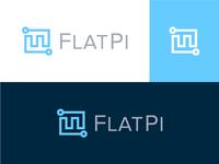 Flatpi (Logo Design)