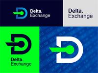 Delta.Exchange (Logo Concept)