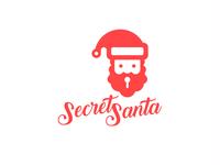 Secret Santa (Logo Design)