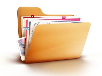 Folder Icon icon folder documents