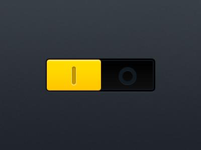 Switch switch button