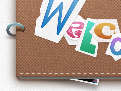 Welcome book web book subtle patterns