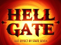 Hell Gate Title Effect