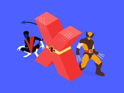 A-Z of Animated Movies/Series - X for X-Men