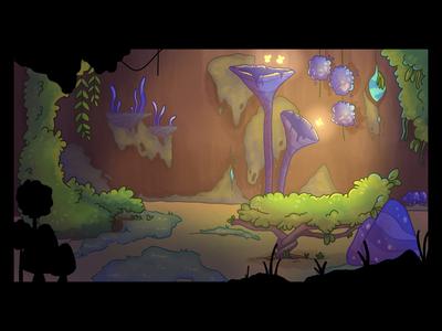 Game art treehouse 2