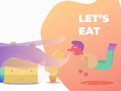 Let's Eat !
