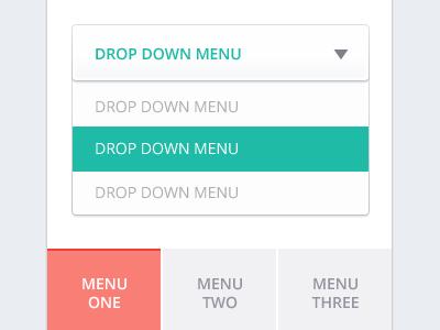 Unity UI Skin ui dropdown mobile