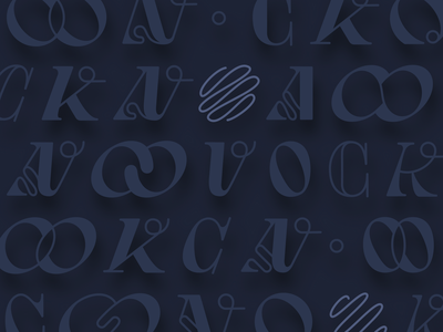 Making Letters brand personal font logo typeface experimental outline logos branding glyphs lettering hand typography type design