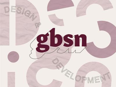 gbsn branding pt. 2