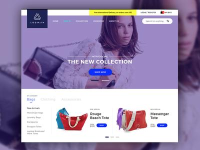 Loomah Home Page