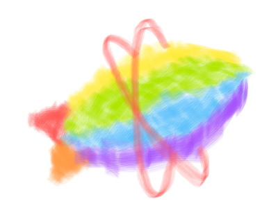 Zeplin Pride logo pride zeplin