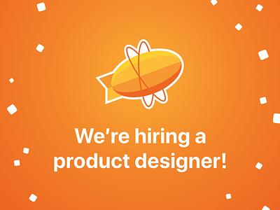 Zeplin—We Are Hiring design web mac app zeplin
