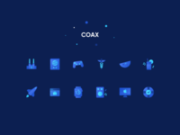 Icons for Career Page