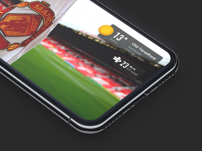 Game's weather game gif ios11 iphonex user experience interface ux video football suning soccer