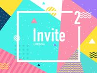 Invite x 2