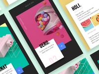 Design app redesign