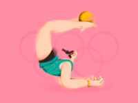 G.(Gymnastic girl!)