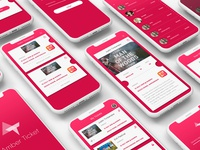 AmberTicket App