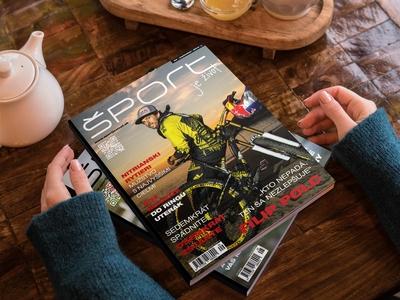 Magazine Šport je život