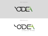 Yodea Logo Redesign