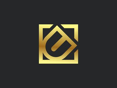 U Letter Logo logotype logo design logo letter internet identity hardware eps file eps design company business branding brand blue app ai 3d corporate creative