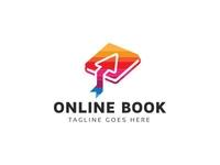 Online Book Logo
