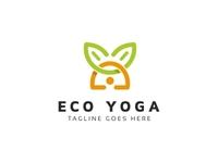 Eco Yoga Logo