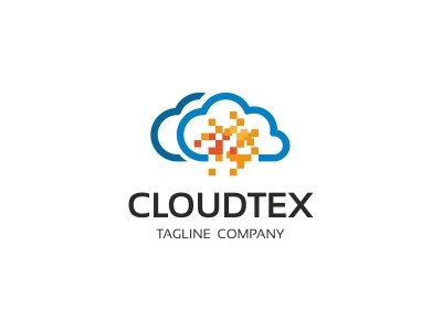 Cloud Technology Data Logo