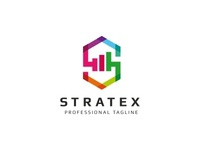 Stratex S Letter Logo