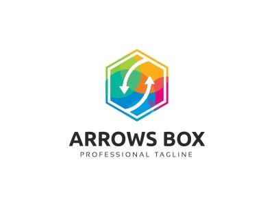 Arrows Box Logo