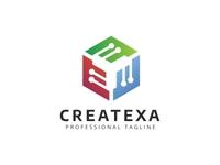 Createxa Hexagon Logo