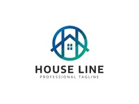 House Circle Logo