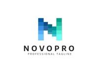 Novopro N Letter Logo