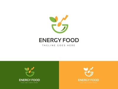 Energy Food Logo