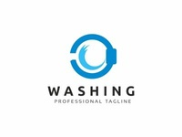 Washing Logo